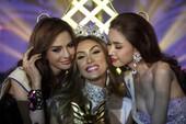 Vẻ yêu kiều của hoa hậu và á hậu chuyển giới quốc tế 2014