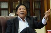 Ông Nguyễn Bá Thanh trở bệnh rất nặng, phải thở máy