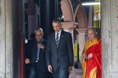 Tổng thống Obama thăm Việt Nam
