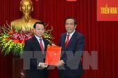 Quyết định của Ban Bí thư về nhân sự Tỉnh ủy Yên Bái