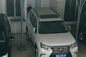 Nóng: Cà Mau đã trả lại 2 xe lexus công ty Công Lý tặng