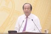 Chưa đặt vấn đề thu hồi tài sản của Thứ trưởng Kim Thoa
