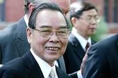Tóm tắt tiểu sử nguyên Thủ tướng Phan Văn Khải