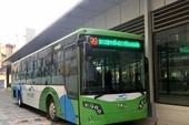 Xe buýt nhanh Hà Nội sẽ chạy miễn phí tháng đầu tiên