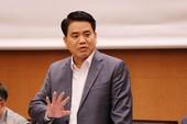 Chủ tịch Hà Nội: Dọn vỉa hè, cần tìm chỗ để xe cho dân
