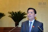 Bộ trưởng GTVT nói không với chỉ định thầu dự án BOT