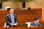 Bộ trưởng Công an nêu giải pháp ngăn quan tham bỏ trốn