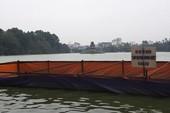 Hà Nội: 44 hồ tái ô nhiễm sau khi được xử lý nước