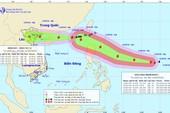 Siêu bão Mangkhut mạnh cấp 17, khả năng xảy ra bão kép