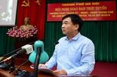 89 cán bộ thanh tra xây dựng Hà Nội bị kỷ luật