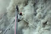 Cháy quán karaoke 13 người chết: Triệu tập nhóm thợ hàn