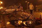 Khung giờ 'đen' thường xuyên xảy ra tai nạn giao thông