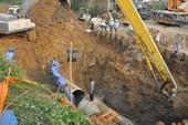 Vỡ đường ống sông Đà: Khởi tố nguyên PCT  Hà Nội