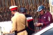 Nhiều CSGT Hà Nội bị tạm đình chỉ vì nghi mãi lộ