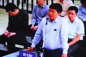 Ông Đinh La Thăng nhận mình có tội
