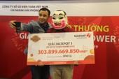 Người trúng thưởng Vietlott dùng gần 300 tỉ vào việc gì?