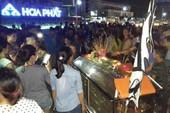 Công an thông tin chính thức vụ 'quan tài diễu phố'