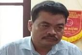 Gian lận điểm Hà Giang: Bắt giam thêm ông Nguyễn Thanh Hoài