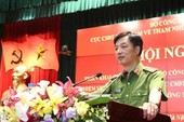 Thiếu tướng Nguyễn Duy Ngọc làm Cục trưởng Cảnh sát kinh tế