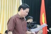 Vụ bác sĩ Lương: Vì sao ông Trương Quý Dương bị khởi tố?