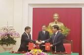 Ký ghi nhớ hợp tác Trung Quốc về phòng, chống tham nhũng