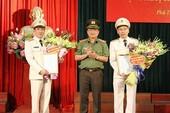 Phú Thọ có tân giám đốc công an tỉnh