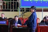 Lần đầu tiên cựu tướng Nguyễn Thanh Hóa được xét hỏi