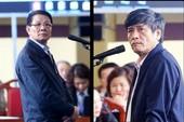 Phạt cựu tướng Vĩnh 9 năm tù, cựu tướng Hóa 10 năm tù
