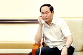 Bộ trưởng Công an điện đàm với người đồng cấp Trung Quốc