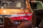 Toyota Altis 2014 có gì mới để gây sốt tại Việt Nam?