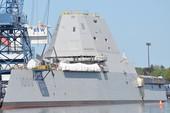 'Chiến hạm tàng hình' 3 tỷ USD của Mỹ có gì lạ?