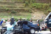 Ô tô chạy quá tốc độ, gây tai nạn, xử sao?