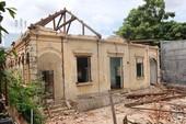 Xử lý việc tháo dỡ trái phép biệt thự cổ 100 tuổi ở Bình Thạnh