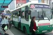 'Xe buýt TP.HCM nhìn là thấy không bắt mắt rồi!'