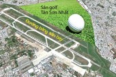 TP.HCM đề xuất quy hoạch thêm một sân golf ở Cần Giờ