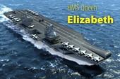 Cấu tạo tân tiến của tàu sân bay lớn nhất nước Anh