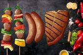 4 lưu ý khi ăn thịt nướng cho đỡ hại sức khỏe