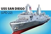 Uy lực tàu chiến đổ bộ của Mỹ vừa ghé cảng Cam Ranh