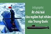 Át chủ bài tàu ngầm hạt nhân của Trung Quốc