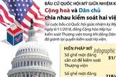 Cán cân quyền lực 2 đảng thay đổi thế nào sau bầu cử Mỹ?