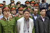 Lần đầu tiên bị cáo Trịnh Xuân Thanh mất bình tĩnh