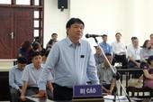 Những diễn biến đáng chú ý tại phiên xử ông Đinh La Thăng