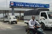 Bộ GTVT thừa nhận chính sách 'thu giá' BOT còn bất cập