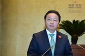 Bộ trưởng TN&MT trả lời về vấn đề sốt đất ở 3 đặc khu