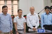 Trịnh Xuân Thanh được nhắc tên tại phiên tòa xử vụ PVTEX