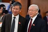 Giới thiệu TBT Nguyễn Phú Trọng để QH bầu làm Chủ tịch nước