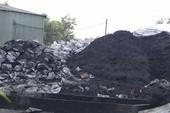 Sẽ đình chỉ nhà máy chôn chất thải trong khuôn viên