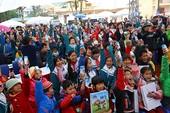 Trao 49.000 ly sữa cho trẻ em huyện đảo Cô Tô