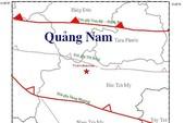 Hai trận động đất ở Sông Tranh 2