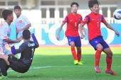 VCK U-19 châu Á, VN - Hàn Quốc (0-6): Không đá nổi 'xe'